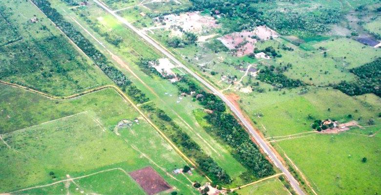 Aeropuerto Ascensión de Guarayos