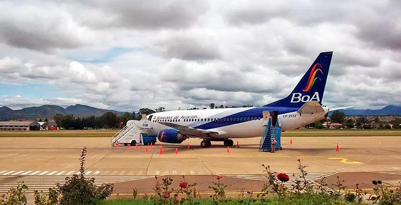 Aeropuerto Bermejo
