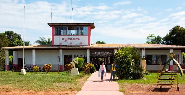 Aeropuerto Capitán Av. Selin Zeitun Lopez