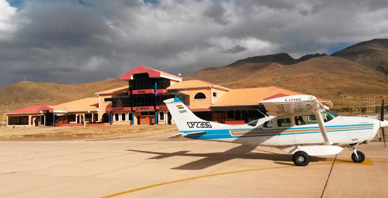 Aeropuerto Capitán Nicolás Rojas