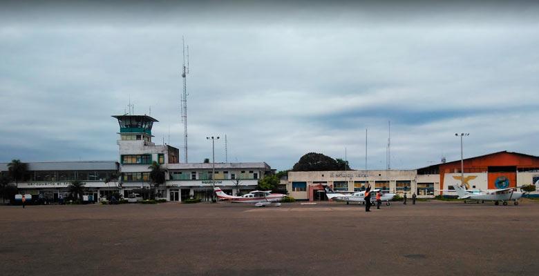 Aeropuerto El Trompillo
