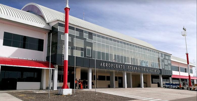 Aeropuerto Internacional de Alcantarí