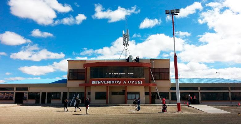 Aeropuerto Joya Andina