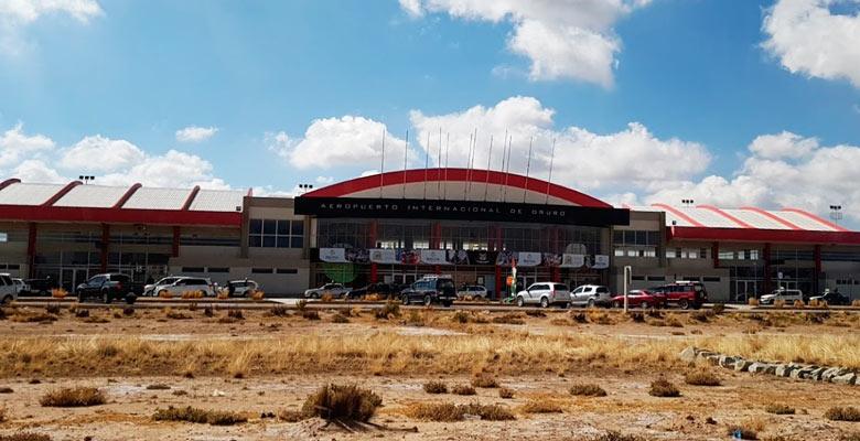 Aeropuerto Juan Mendoza