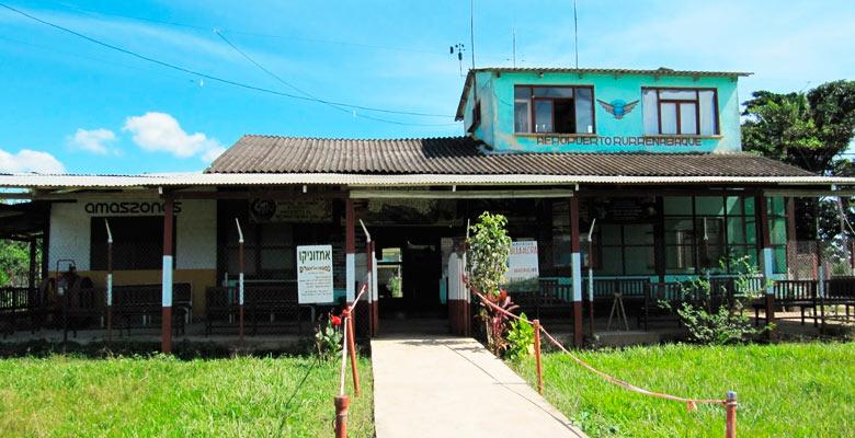 Aeropuerto Rurrenabaque