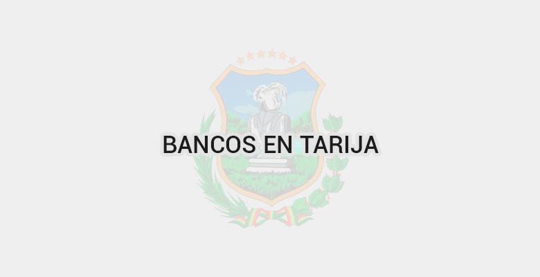 Bancos en Tarija
