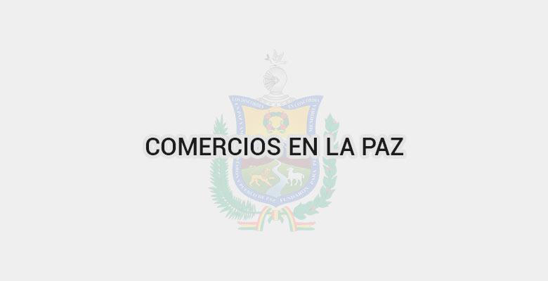 Comercios en La Paz