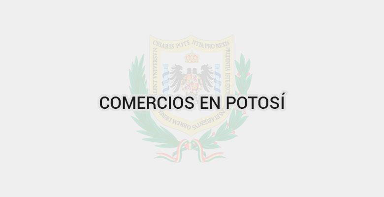 Comercios en Potosí