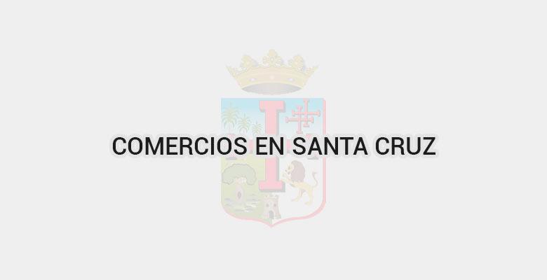 Comercios en Santa Cruz