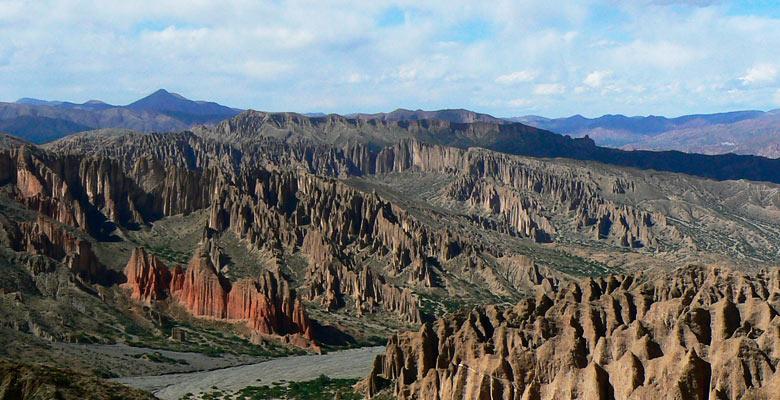 Cordillera Azanaques