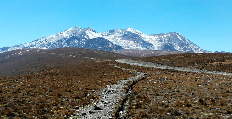 Cordillera Oriental de Bolivia