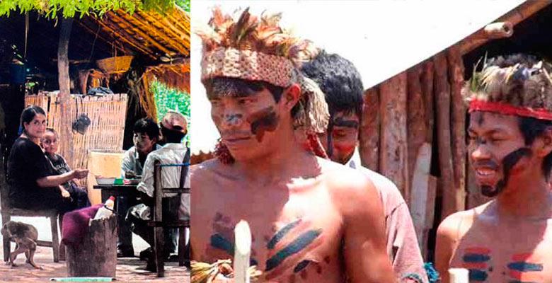 Etnia Guaraníes