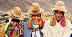 Etnia Quechuas