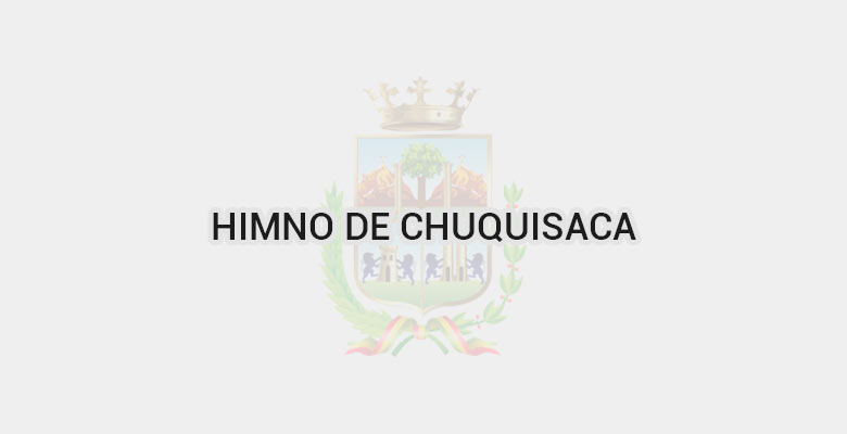 Himno de Chuquisaca