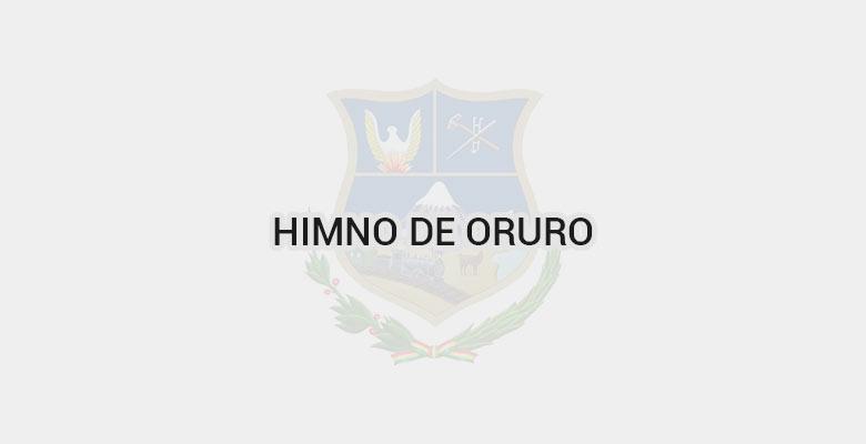 Himno de Oruro