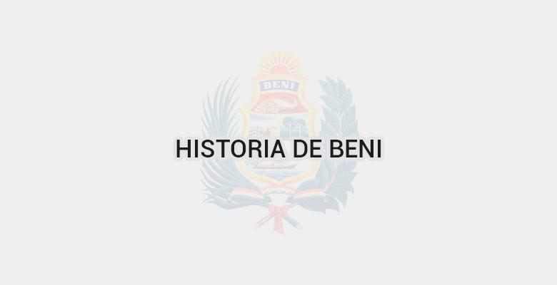 Historia de Beni