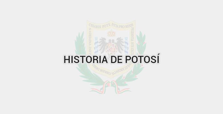 Historia de Potosí