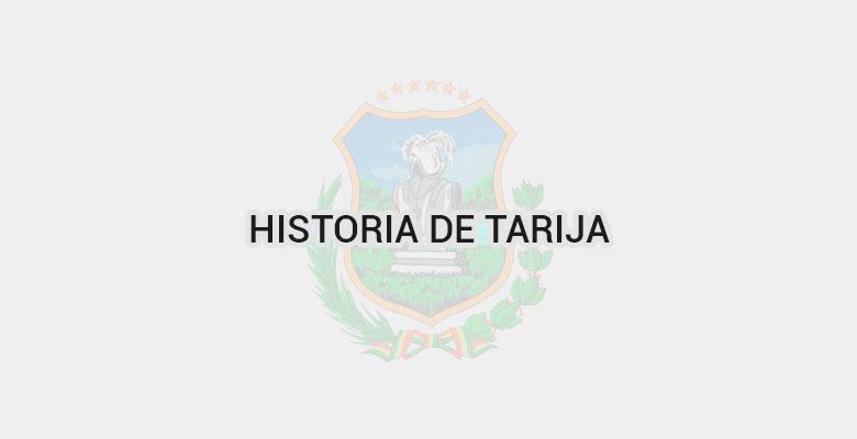Historia de Tarija