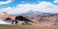 Trekking al Volcán Sajama