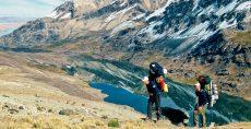 Trekking Cordillera Apolobamba