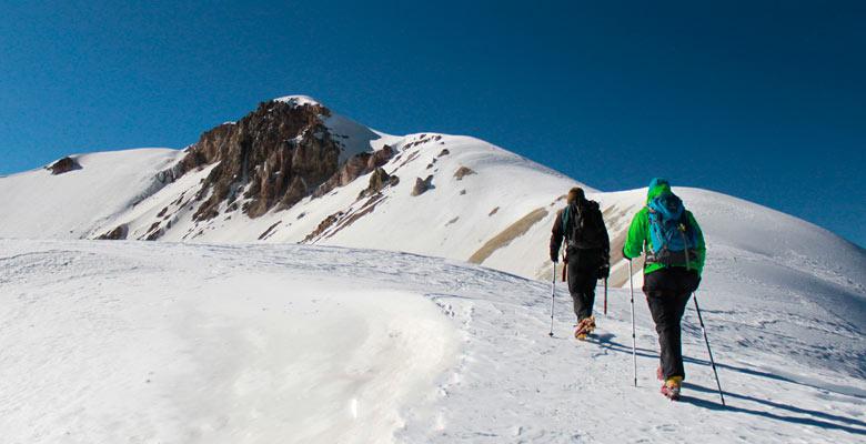 Trekking Cordillera Quimsa Cruz