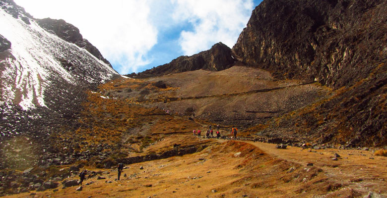 Trekking de Takesi