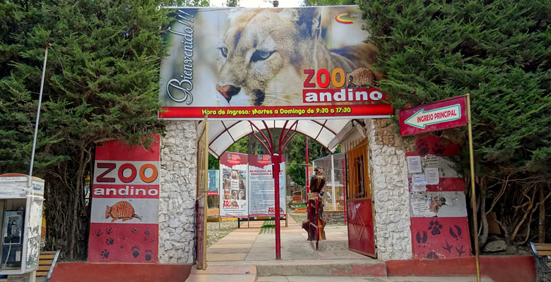 Zoológico Municipal Andino de Oruro