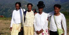 Etnia Afrobolivianos