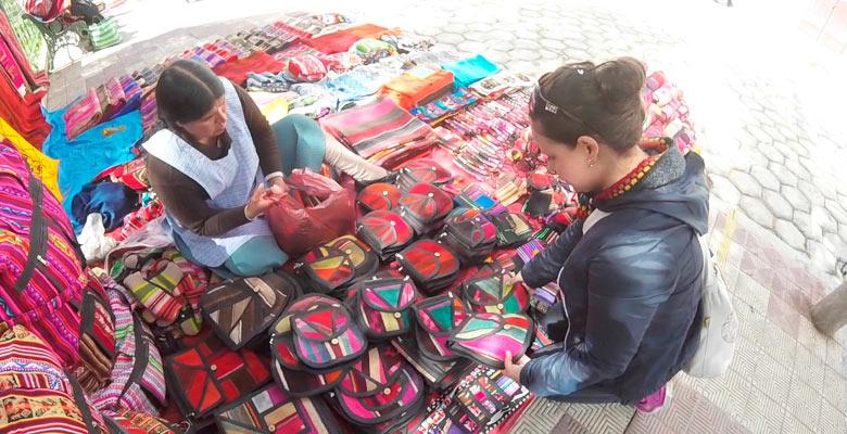 Mercado de Tarabuco
