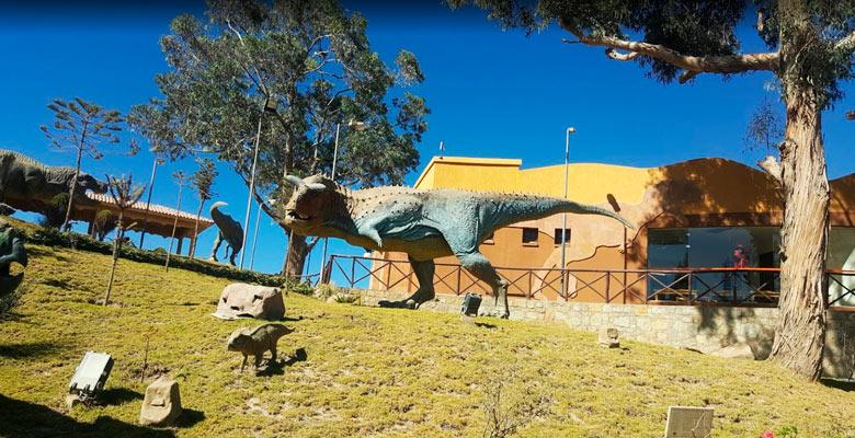 Parque Cretácico