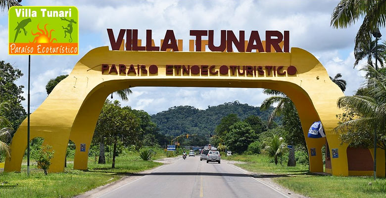 Villa Tunari