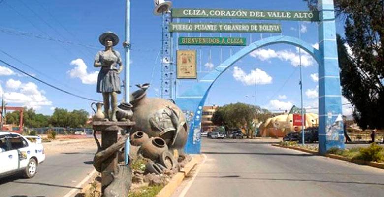 Cliza - Bolivia