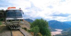 Bus Carril por el Valle Alto