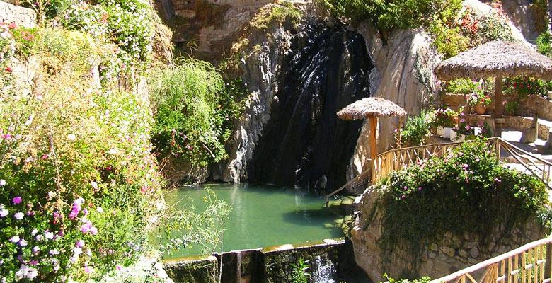 Aguas Termales de Urmiri