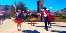 Danza Cueca Tarijeña (Cueca Chapaca)