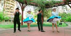 Danza Cueca Cochabambina