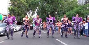 Vestimenta danza Caporales