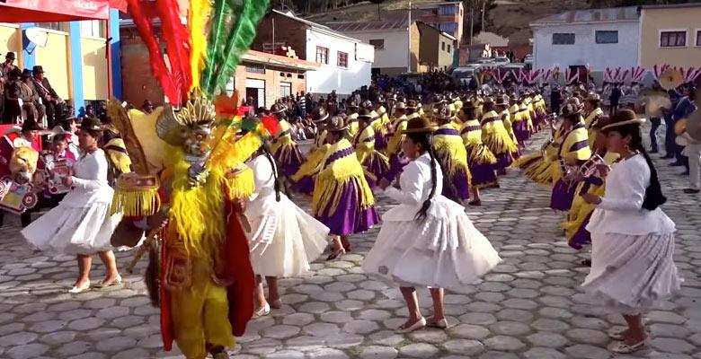 Danza Morenada