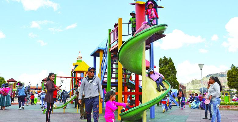 Parque Mirador Laikakota