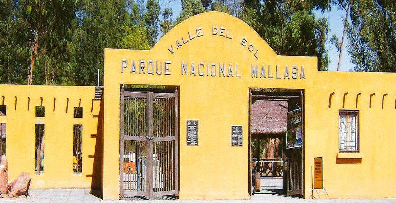 Parque Nacional Mallasa