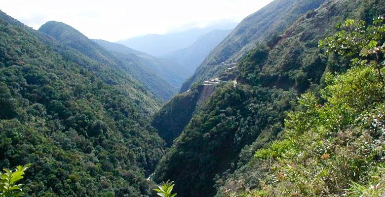 Valle de Zongo