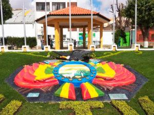 Escudo del Parque de la Unión Nacional