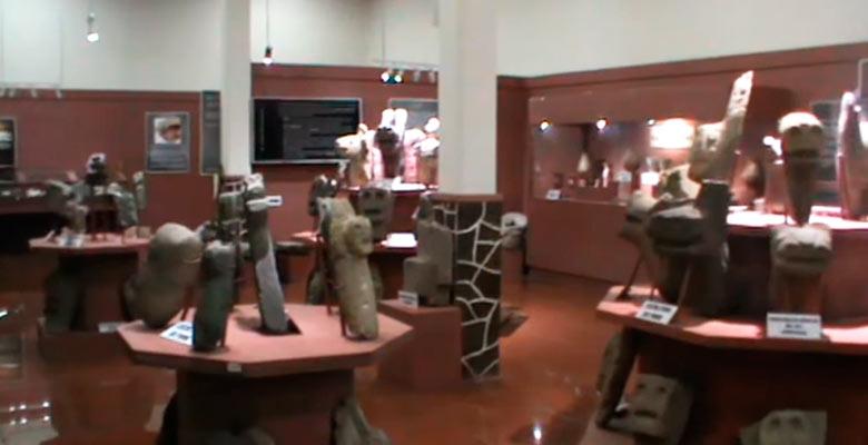 Museo Antropológico Eduardo López Rivas