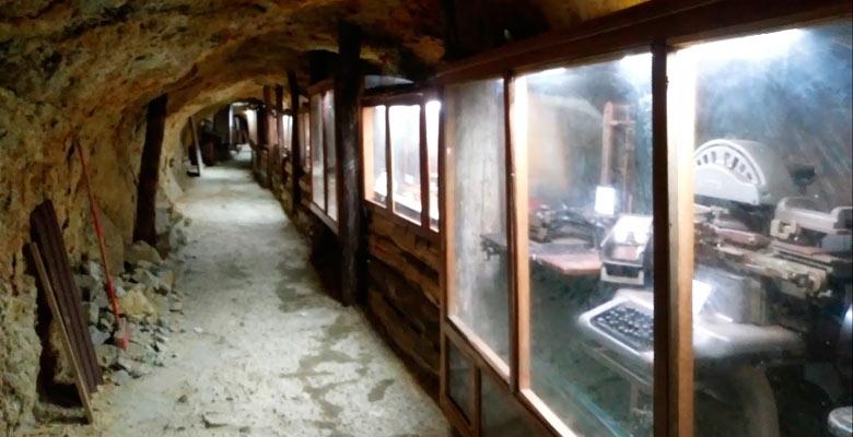 Museo Minero del Socavón