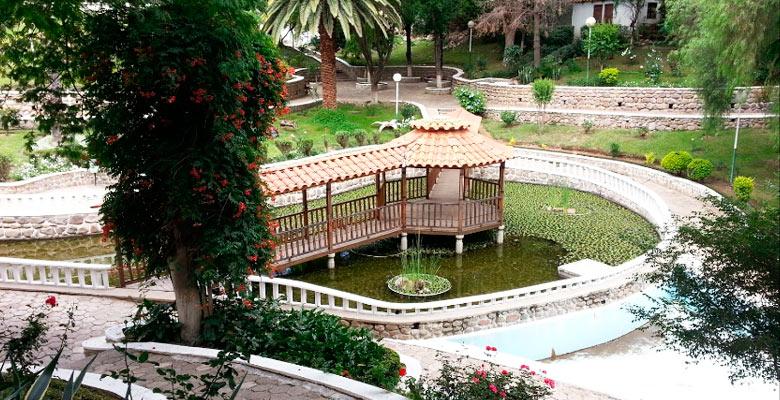Parque de las Flores