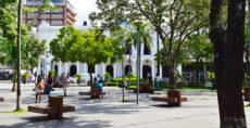 Plaza 24 de Septiembre
