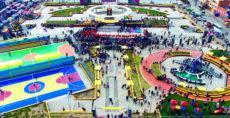 Plaza Germán Busch
