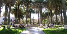 Plaza Luis de Fuentes y Vargas