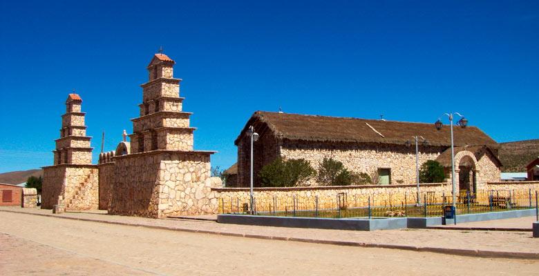 Pueblo de San Cristóbal