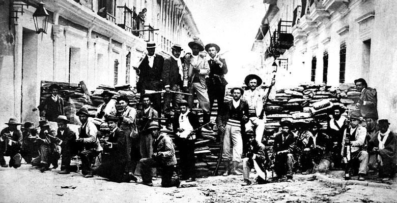 Guerra civil boliviana